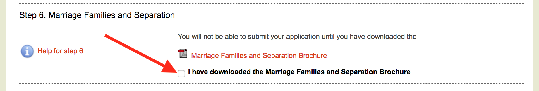Marriage, families and separation brochure - commonwealth courts portal
