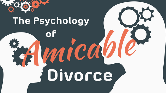 The psychology of amicable divorce title image